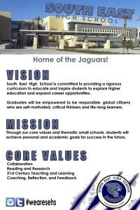 SEHS Vision Mission PRIDE Poster2